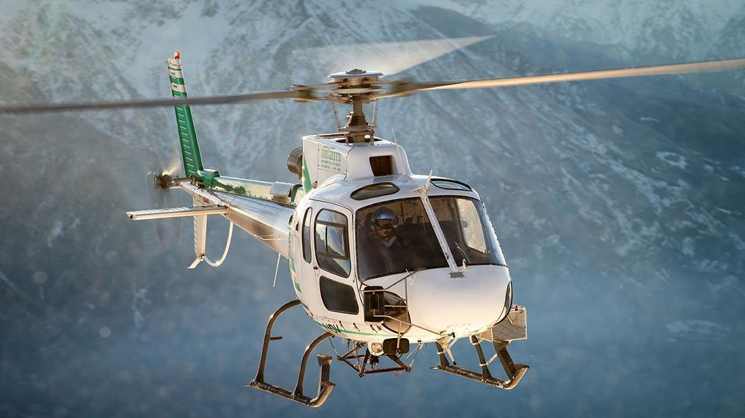 An Airbus Helicopters H125
