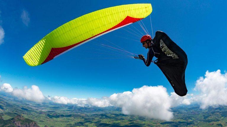 Flying Free-flight