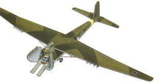 An Me 321 glider